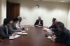 A meeting between high-level delegations of Iranian Ministry of Science, Research, and Technology (MSRT) and Coordinator General of OIC Standing Committee on Scientific Cooperation Technology (COMSTECH), Islamabad, Pakistan